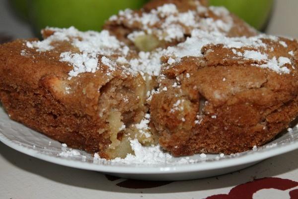 Apple Brownies! | Food... | Pinterest