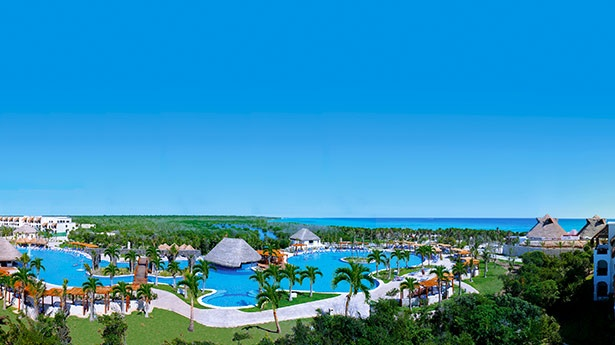 valentin imperial maya honeymoon suite