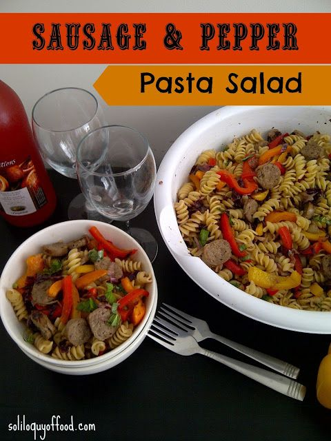 Sausage And Peppers Salad Recipes — Dishmaps