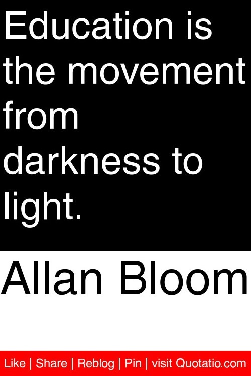"""allan bloom For the conservative of 1987, allan bloom's """"the closing of the american mind"""" struck many deserving targets—rock music, sexual promiscuity, the."""