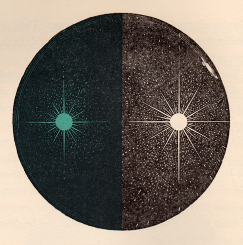 Marvin Bileck's minimal illustrations for All About the Stars
