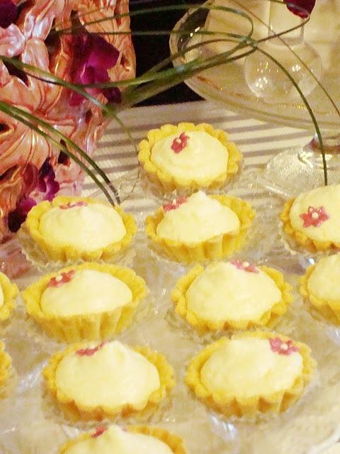 lemon icebox tarts-gluten free | gluten free recipes | Pinterest