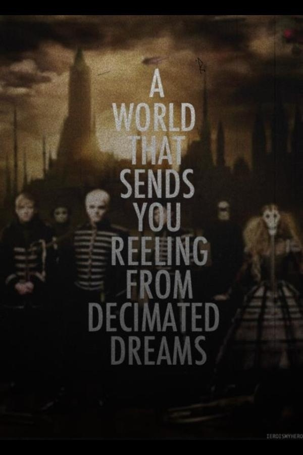 Welcome To The Black Parade 99