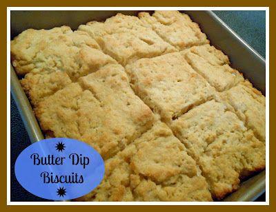 Dip Biscuits.. http://thebetterbaker.blogspot.com/2012/09/butter-dip ...