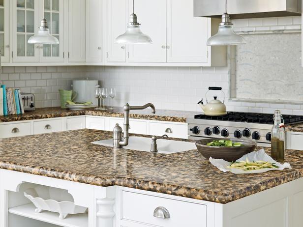 Wilsonart Granite-Look Laminate Countertop www.creativestagingredesign ...