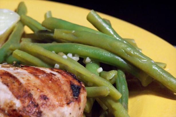 Lemon-Garlic Green Beans- Easy, delicious flavorful green beans. Your ...