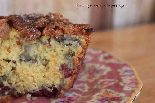 Raspberry buttermilk cake | Cakes/Coffee Cakes | Pinterest