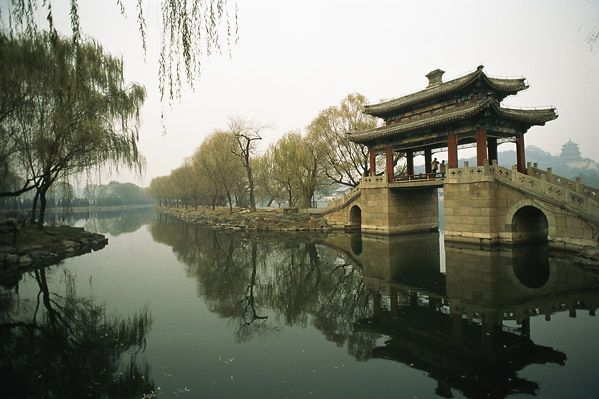 The Summer Palace, Beijing, China!