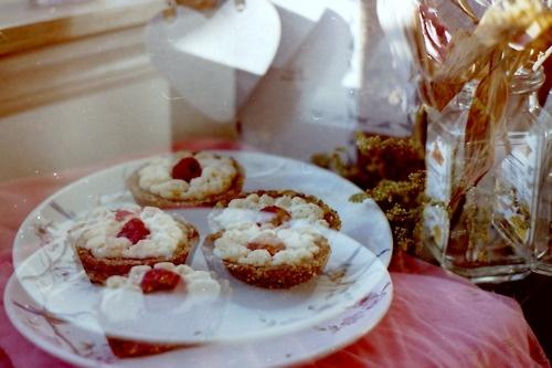 raspberry cream tarts | Favorite Recipes | Pinterest