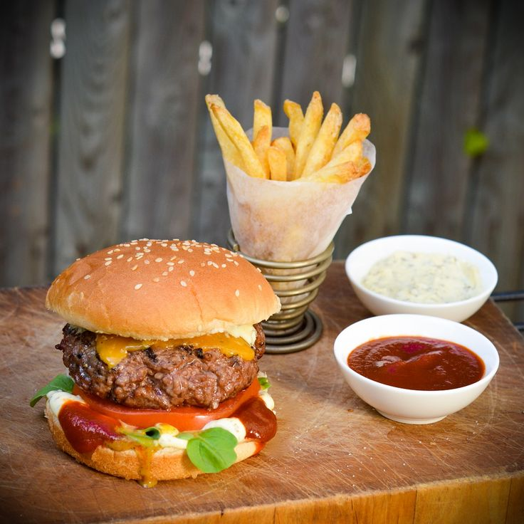 All American Cheeseburger | Food I Dig | Pinterest