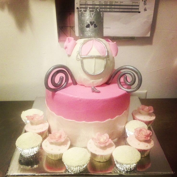 cinderella baby shower cake baby shower ideas pinterest