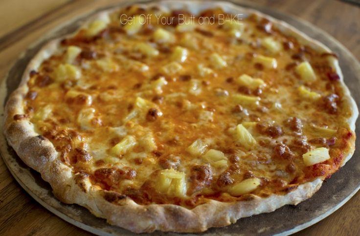 no knead pizza dough | food | Pinterest