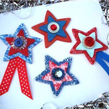 4th of july crafts easy