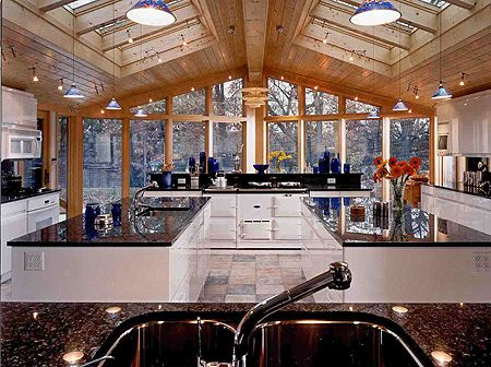 kitchen/sunroom | kitchen ideas | Pinterest