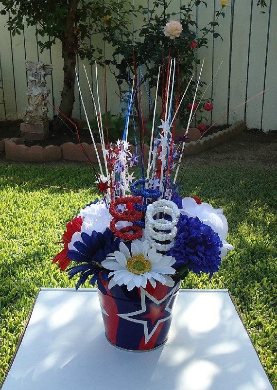 memorial day flowers diy