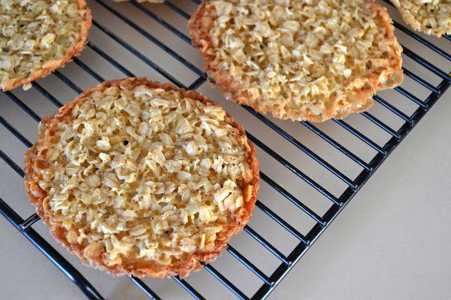 Oatmeal Lace Cookies   Eat: Baking - Cookies   Pinterest