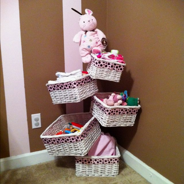 diy little girls room is a good idea for my future little boy or