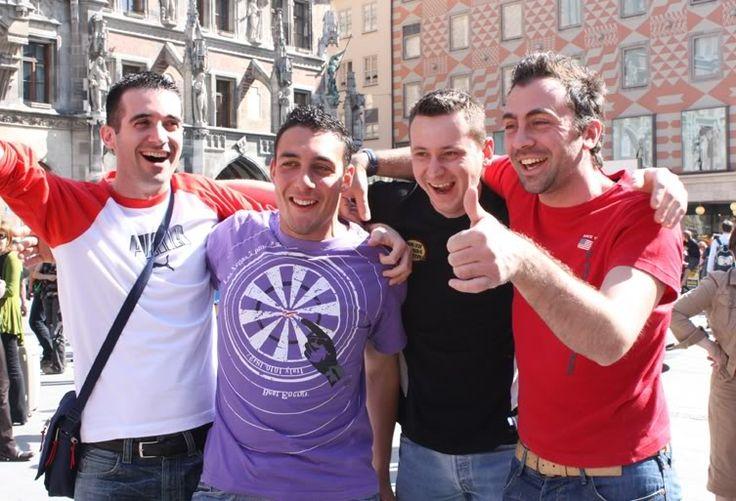 Italian Boys.  ...
