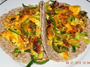 Zucchini, Corn, And Poblano Tacos Recipes — Dishmaps