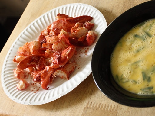 Food Wishes Video Recipes: Lobster Scrambled Eggs and My Father's ...