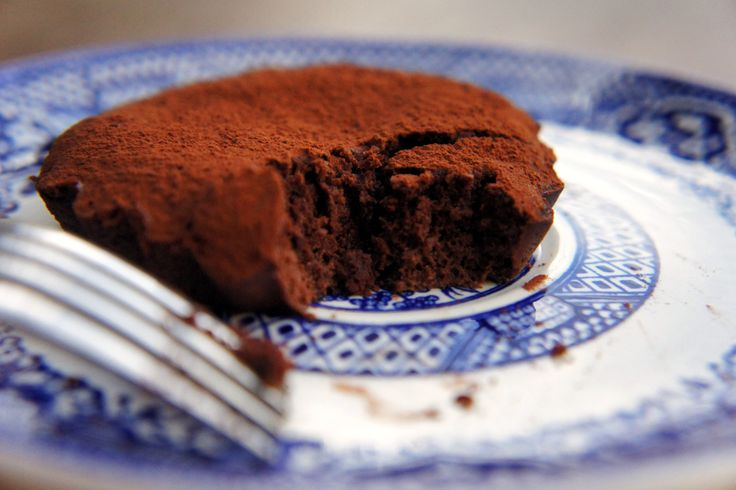 Gluten-Free Chocolate Cake With Semi-Sweet Chocolate Icing Recipe ...