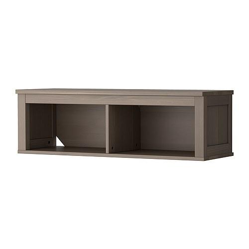 Ikea Leksvik Kinderbett Neupreis ~ 90 for above tv stand HEMNES Wall bridging shelf IKEA Solid wood