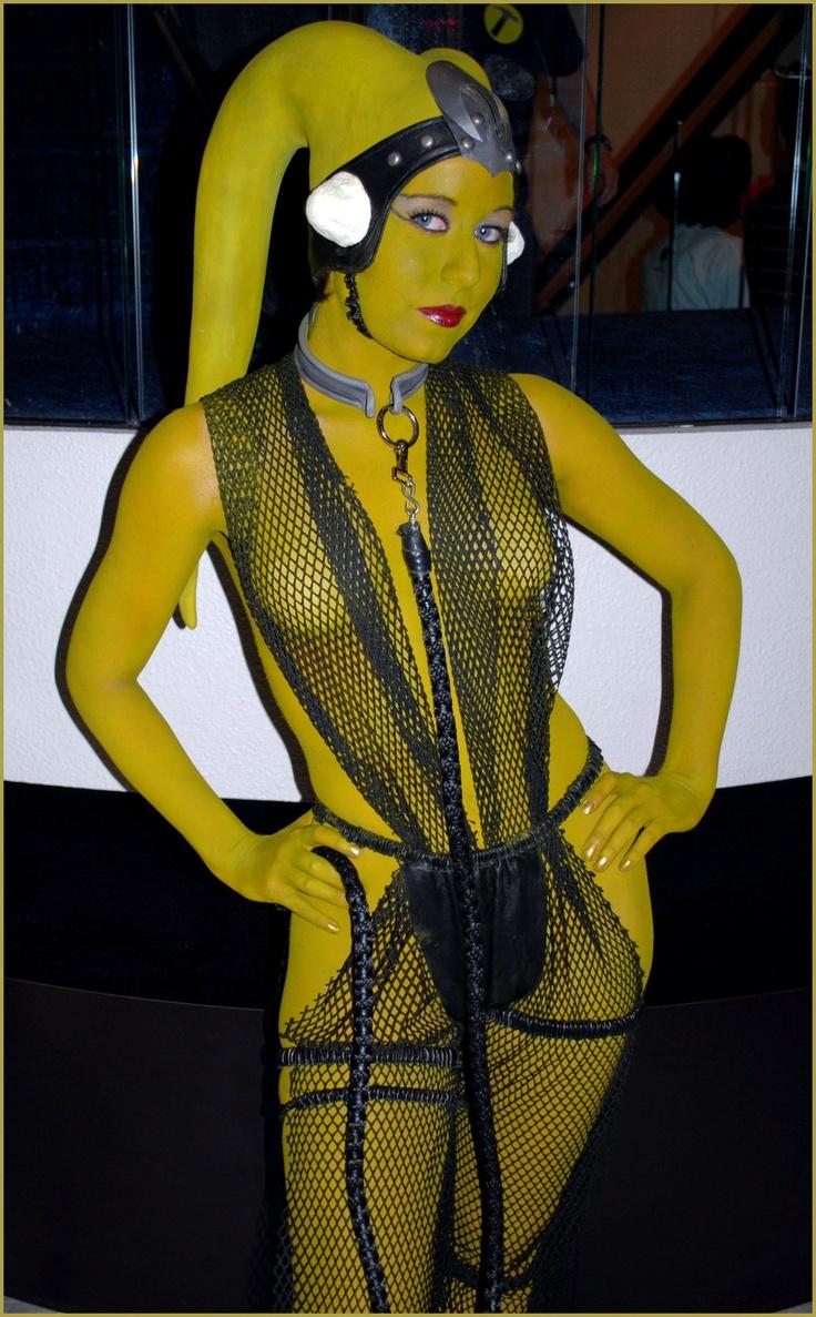Nude wars oola cosplay star