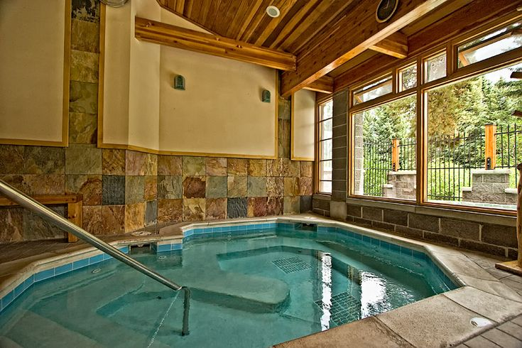 indoor hot tub yes please hot tubs pinterest. Black Bedroom Furniture Sets. Home Design Ideas