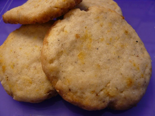 Orange Cardamom cookies http://www.epicurious.com/recipes/food/views ...