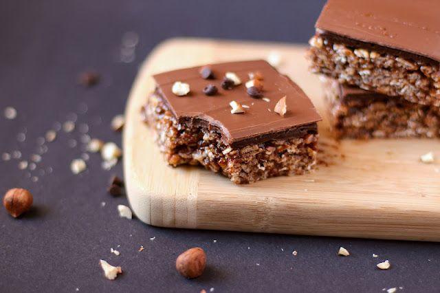 "chockohlawtay: ""Nutella"" Krispy Treats | Food & Drink | Pinterest"