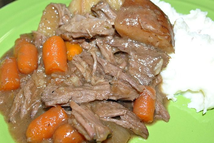 ... beef pot roast recipe is easy to make and perfect for family meals