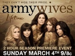 """Win an Army Wives """"The Storm Is Coming"""" Umbrella"""