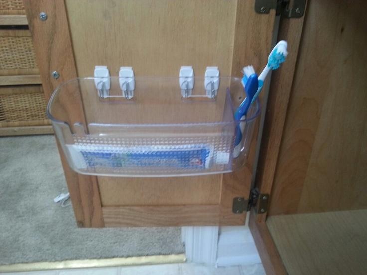 Under Bathroom Sink Storage Organizing Pinterest