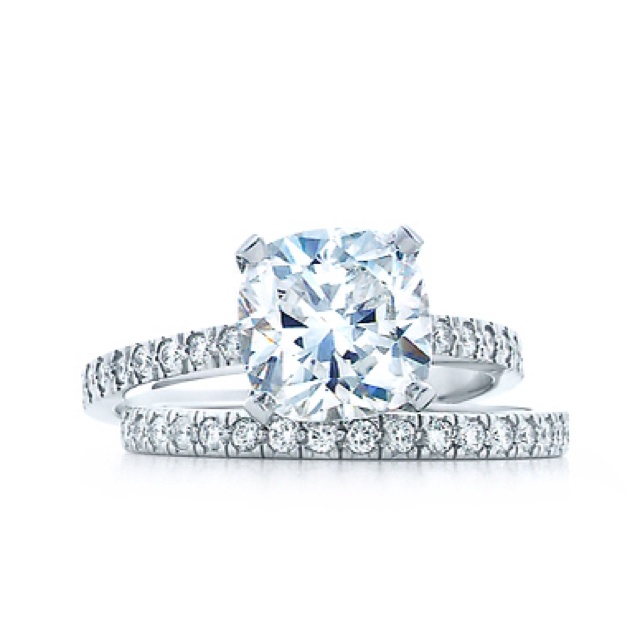 The Tiffany Novo engagement ring. definitely my dream ring..even if ...