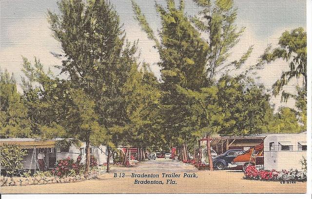Bradenton Trailer Park    Bradenton, Fla.