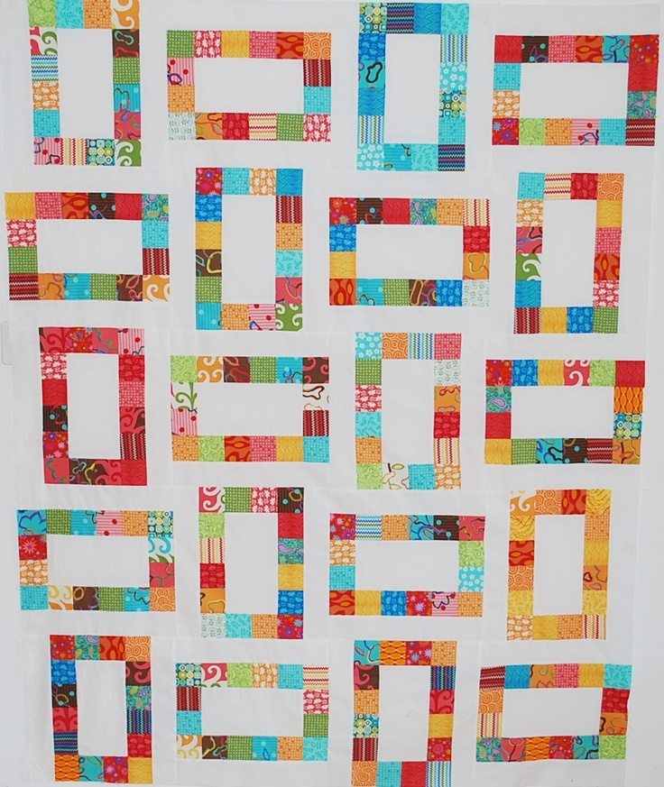 easy beginner quilt?! Fabric crafts Pinterest