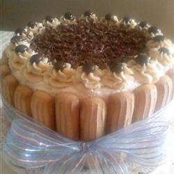 Tiramisu Layer Cake | Cakes | Pinterest