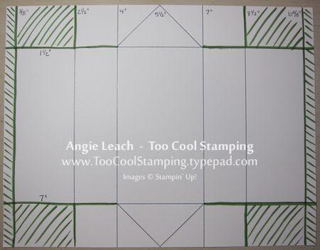 shadow box template pt2 card pocket pouch pinterest. Black Bedroom Furniture Sets. Home Design Ideas