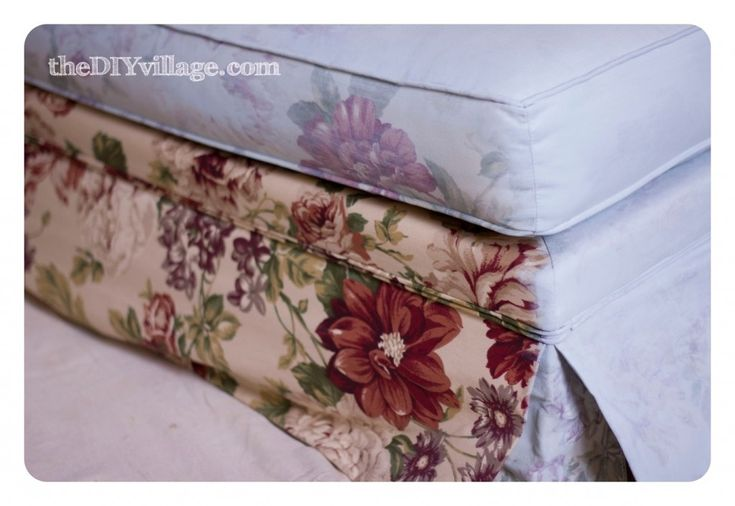 Painting Upholstered Furniture Part 1 { Painting Fabric ~ Still latex ...