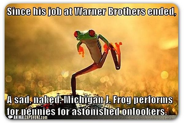 The frog joke that reveals an important truth about PR training | Articles | Home