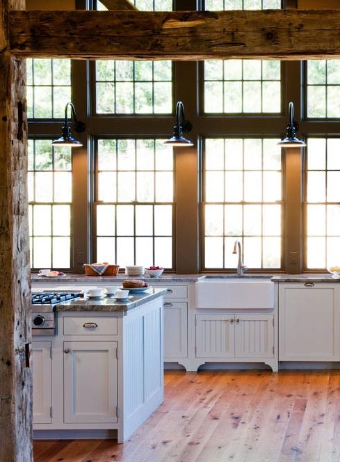 Barn Home Kitchen Decor Love Pinterest