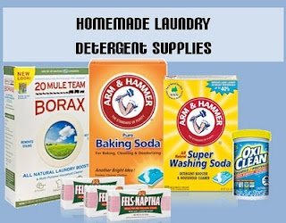 Sewing Room Screaming: Homemade Laundry Detergent