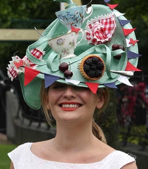 tea party | Hat Trick | Pinterest