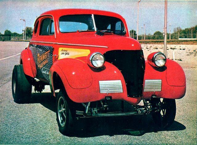 Bennett Motors 39 39 Chevy Early Chevy Gassers Pinterest