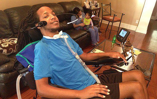 Real Saints: NFL Team Signs Quadriplegic Football Player Who Overcomes ...
