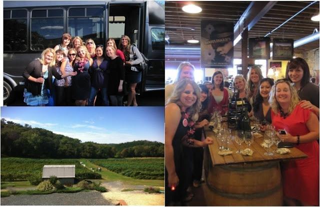Santa Barbara Bachelorette Wine Tours