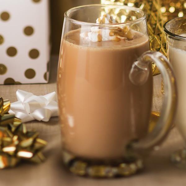 Maple Hot Chocolate | Random Recipes | Pinterest