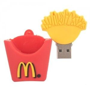 Have you had your break(er) today? McDonald's USB Flash Drive