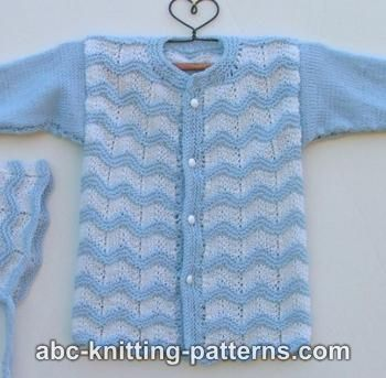 Baby Ripple Afghan - AllFreeCrochet.com - Free Crochet