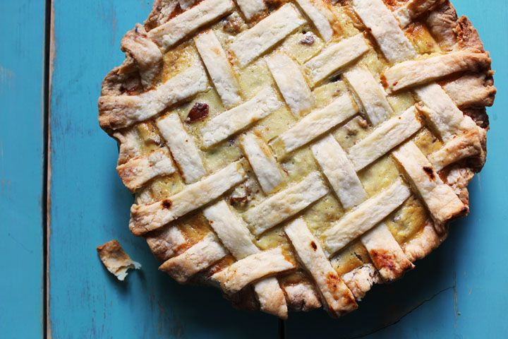 One on One: Tokyo Police Club's Dream Pear Ricotta Pie - Rolling Spoon